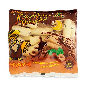 Кукурузные палочки «Шоколад»